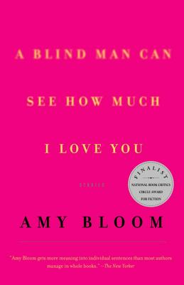 A Blind Man Can See How Much I Love You By Bloom, Amy